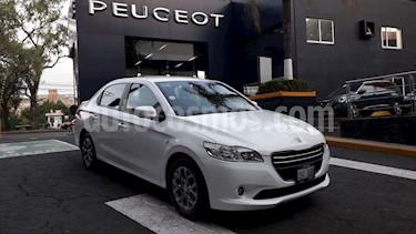 Foto venta Auto usado Peugeot 301 Active HDi Diesel (2015) color Blanco Banquise precio $144,900
