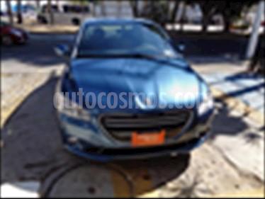 Peugeot 301 ACTIVE MANUAL 5 VEL usado (2017) color Azul Electrico precio $175,000