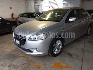Foto venta Auto Seminuevo Peugeot 301 Active (2017) color Plata precio $148,000