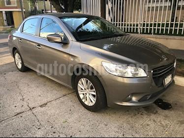 Peugeot 301 Active usado (2015) color Bronce precio $120,000