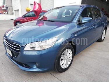 Foto venta Auto usado Peugeot 301 Active (2016) color Azul precio $140,000