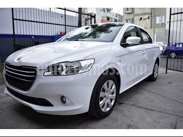 Foto venta Auto usado Peugeot 301 Active (2017) color Blanco precio $180,000