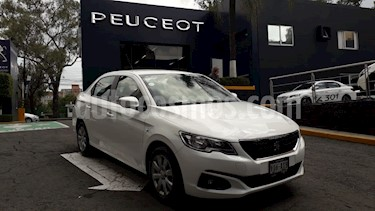 Foto venta Auto usado Peugeot 301 Active (2018) color Blanco Banquise precio $189,900
