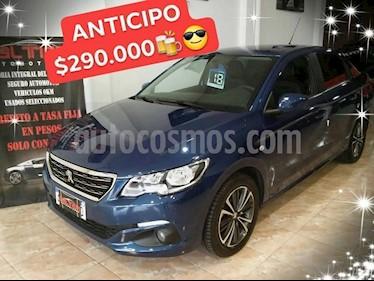 Foto venta Auto usado Peugeot 301 Allure 1.6 (2018) color Azul precio $290.000