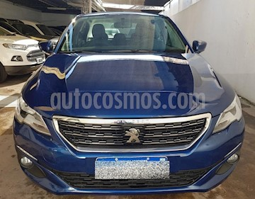 Foto venta Auto usado Peugeot 301 Allure 1.6 (2018) color Azul precio $620.000