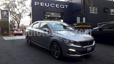 Foto venta Auto usado Peugeot 301 Allure Aut (2018) color Gris Aluminium precio $214,900