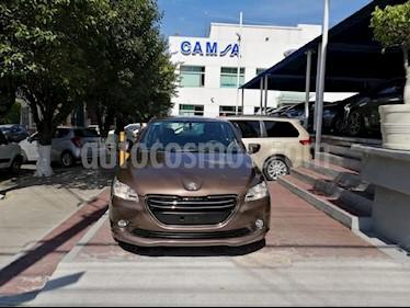 Foto venta Auto Seminuevo Peugeot 301 Allure Aut (2017) color Cafe precio $179,000