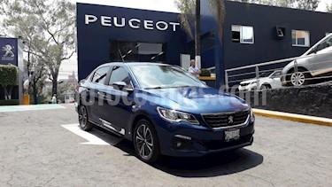 Foto venta Auto usado Peugeot 301 Allure HDi Diesel (2019) color Azul Barents precio $226,900