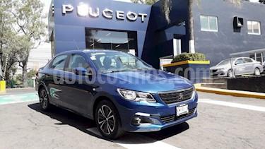 Foto venta Auto usado Peugeot 301 Allure HDi Diesel (2019) color Azul Barents precio $244,900
