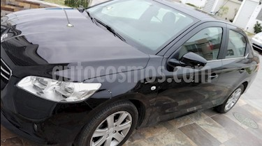 Peugeot 301 Allure usado (2014) color Negro precio $123,800