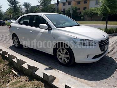 Foto venta Auto usado Peugeot 301 Allure (2014) color Blanco precio $130,000