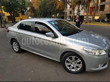 Foto venta Auto usado Peugeot 301 Allure (2014) color Plata precio $100,000
