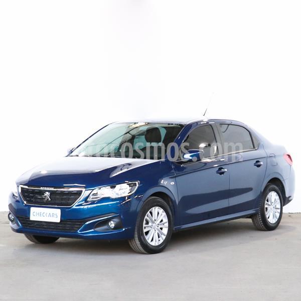 Peugeot 301 Allure 1.6 HDi usado (2018) color Azul precio $1.354.000