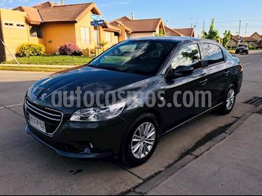 Peugeot 301 1.6L Active HDi 92HP  usado (2016) color Gris Shark precio $6.900.000