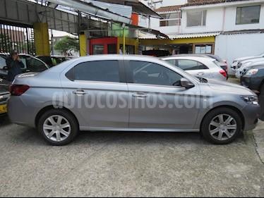 foto Peugeot 301 1.6L Allure   usado (2020) color Gris precio $48.900.000