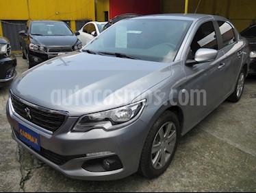 Peugeot 301 1.6L Allure   usado (2020) color Gris precio $48.900.000