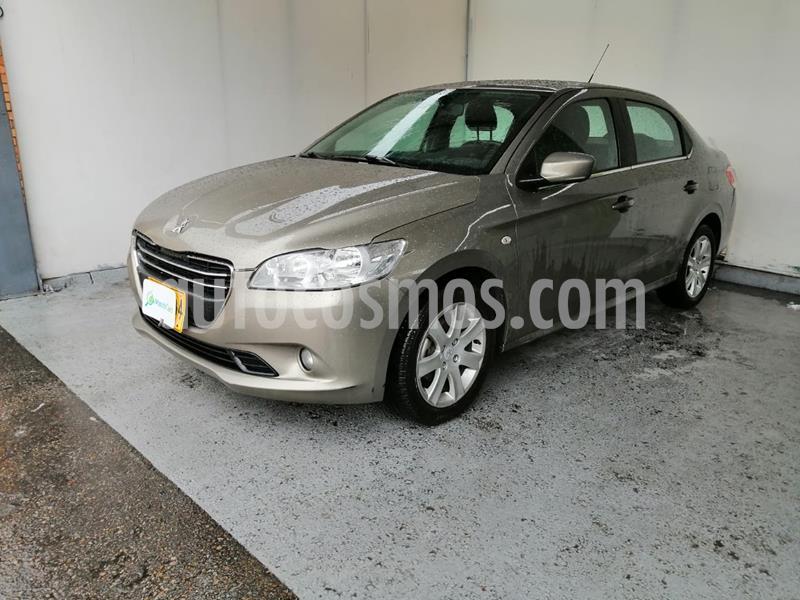 foto Peugeot 301 1.6L Allure   usado (2014) color Gris Aluminium precio $26.990.000