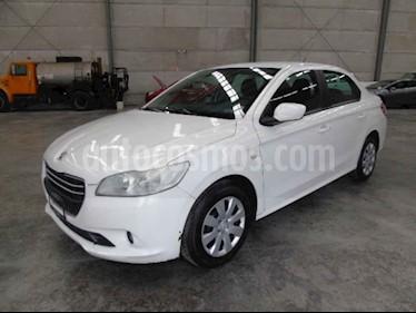 Peugeot 301 Active usado (2017) color Blanco precio $69,000