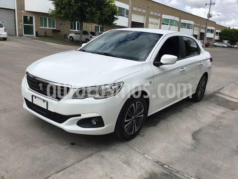 Peugeot 301 Allure HDi Diesel usado (2018) color Blanco precio $93,000