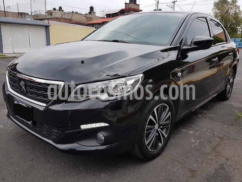 Peugeot 301 Allure HDi Diesel usado (2020) color Negro precio $219,000