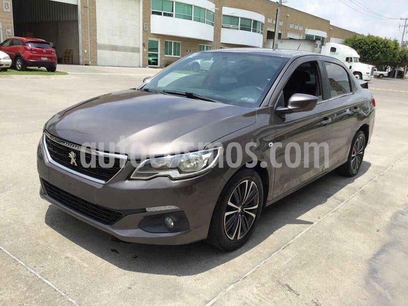 Peugeot 301 Allure HDi Diesel usado (2018) color Gris precio $62,000