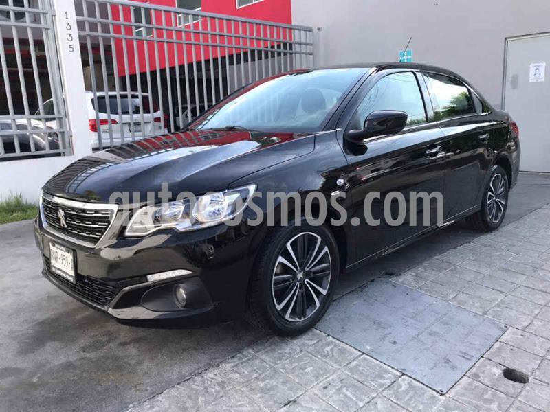 Peugeot 301 Allure HDi Diesel usado (2018) color Negro precio $169,000
