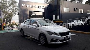 Peugeot 301 4p Active L4/1.6 Man usado (2018) color Blanco precio $169,900