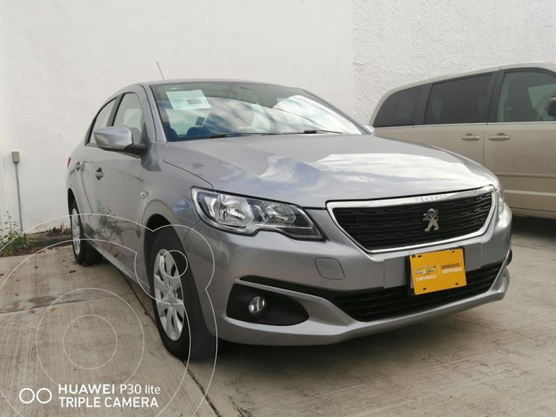 Peugeot 301 Active usado (2020) color Plata Dorado precio $195,000