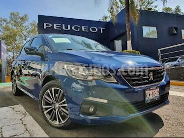 Peugeot 301 4p Active HDI L4/1.6 Man usado (2019) color Azul precio $209,900