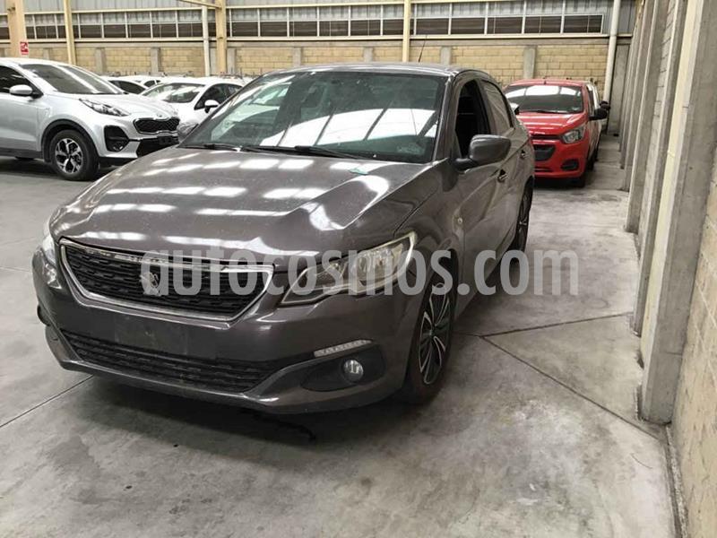 Peugeot 301 Allure HDi Diesel usado (2018) color Gris precio $76,000