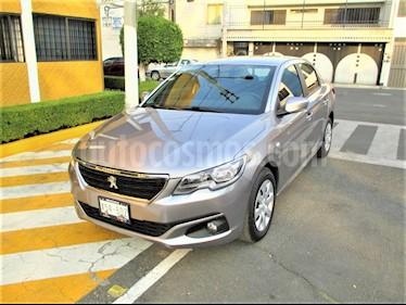 Peugeot 301 Active HDi Diesel usado (2019) color Plata precio $189,900