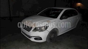 Peugeot 301 4p Active HDI L4/1.6 Man usado (2018) color Blanco precio $68,000
