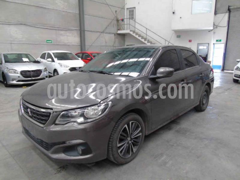 Peugeot 301 Allure HDi Diesel usado (2018) color Gris precio $93,000