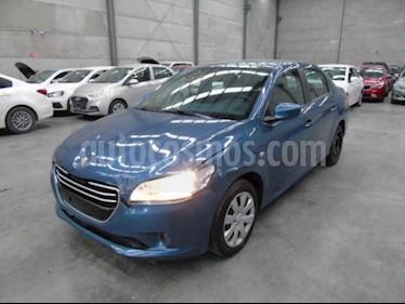 Peugeot 301 Active usado (2017) color Azul precio $60,000