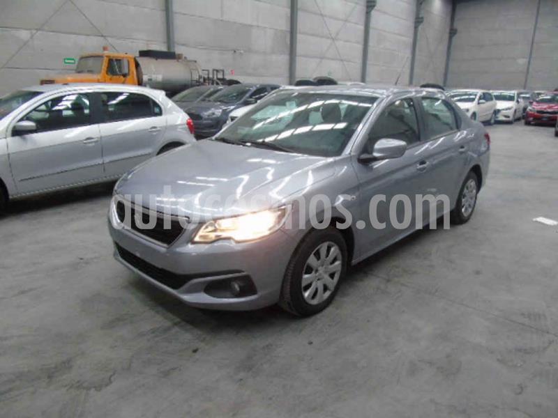 Peugeot 301 Active HDi Diesel usado (2018) color Gris precio $98,000