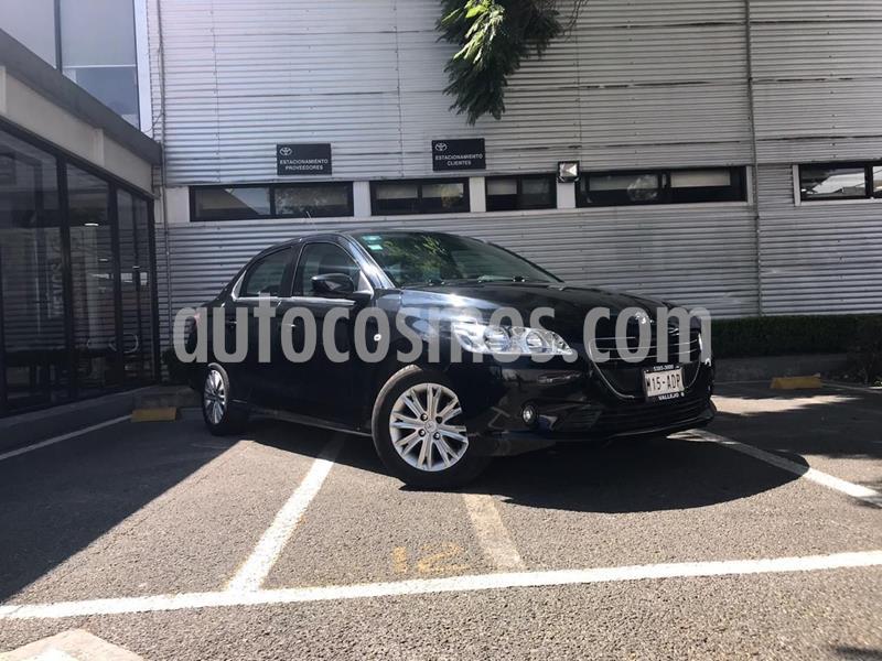 Peugeot 301 Active usado (2016) color Negro precio $135,000