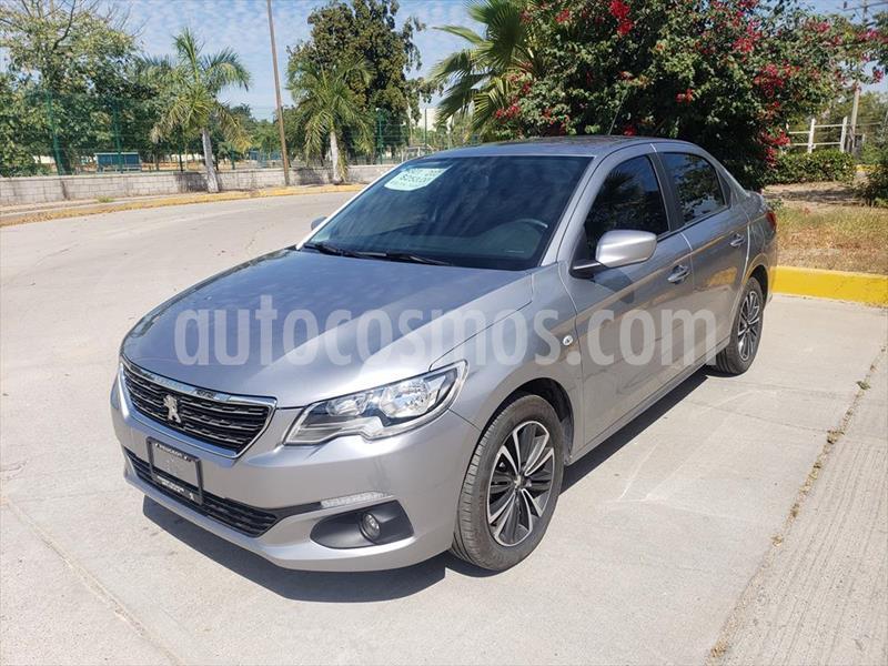 Peugeot 301 Allure HDi Diesel usado (2020) color Gris precio $243,000