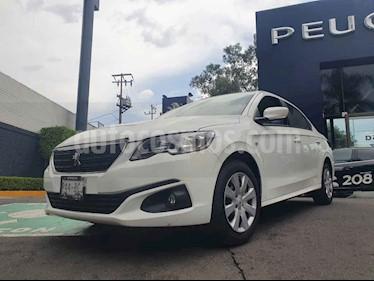 Peugeot 301 4p Active L4/1.6 Man usado (2016) color Blanco precio $169,900