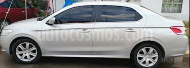 Peugeot 301 Allure usado (2014) color Plata precio $78,000