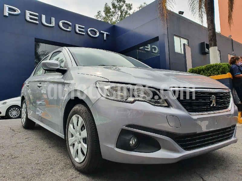 Peugeot 301 Active HDi Diesel usado (2019) color Gris precio $219,900