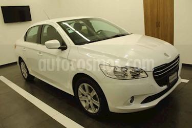 Peugeot 301 4p Allure 1.6 man usado (2014) color Blanco precio $133,000