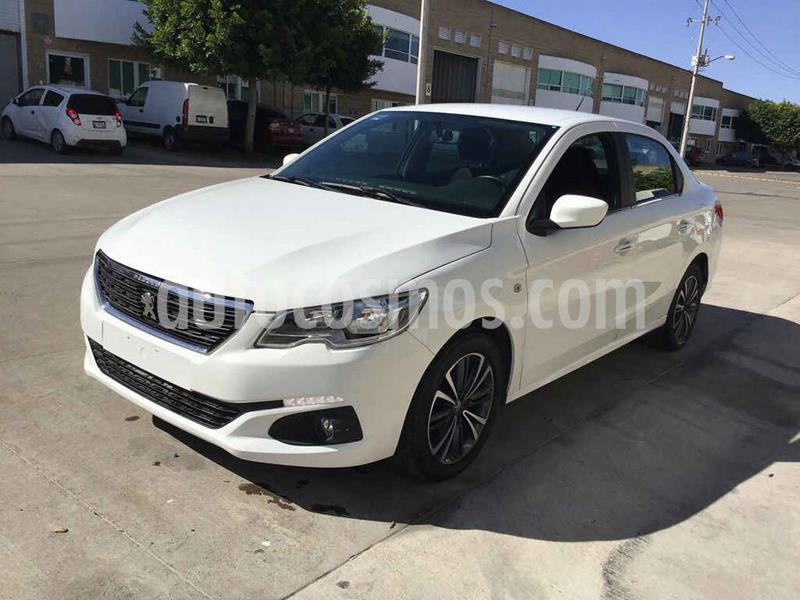 Peugeot 301 Allure HDi Diesel usado (2018) color Blanco precio $102,000