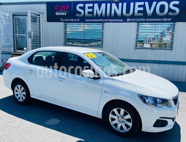 Peugeot 301 Active HDi Diesel usado (2020) color Blanco precio $199,000