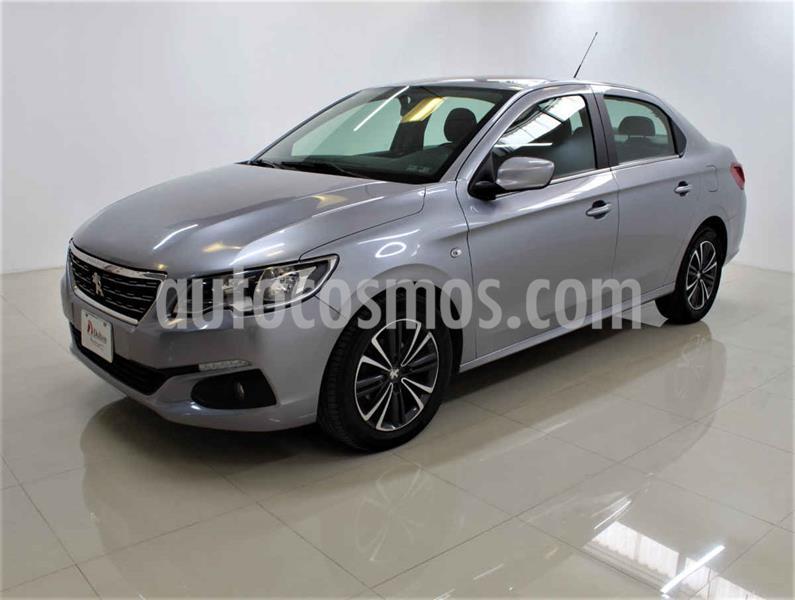 Peugeot 301 Allure Aut usado (2018) color Plata precio $188,000