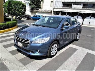Peugeot 301 Active HDi Diesel usado (2016) color Azul Barents precio $119,900