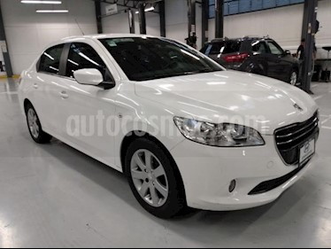 Peugeot 301 4P ALLURE AT CLIMATRONIC CD USB BLUETOOTH ABS SEN usado (2016) color Blanco precio $138,000