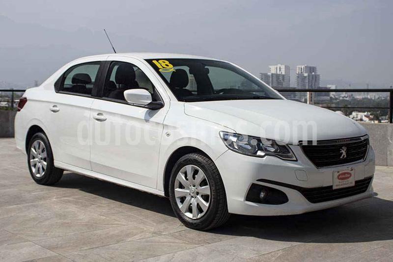 Peugeot 301 Active HDi Diesel usado (2018) color Blanco precio $149,700