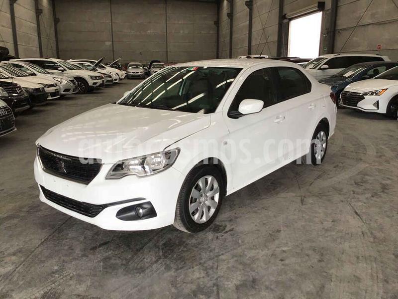 Peugeot 301 Active HDi Diesel usado (2018) color Blanco precio $78,000