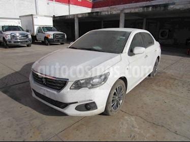 Peugeot 301 Allure HDi Diesel usado (2018) color Blanco precio $72,000