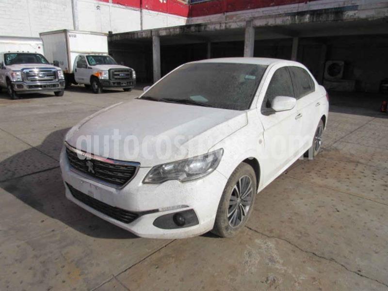 Peugeot 301 Allure HDi Diesel usado (2018) color Blanco precio $83,000